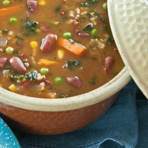 Vegetable and Bean Soup