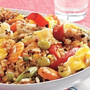 Vegetable Fried Rice recipes