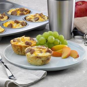 Fast and Easy Breakfast Cups